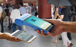 智慧旅游景区门票核验移动支付智能终端