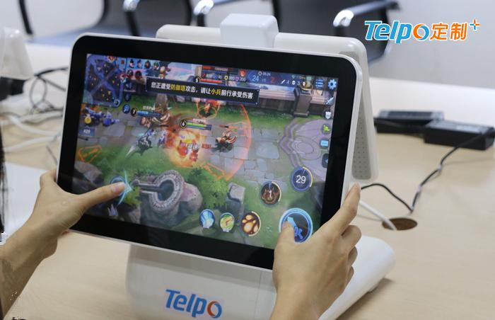 天波智能收银机TPS650T可以运行王者荣耀,画质高清不拖帧.jpg