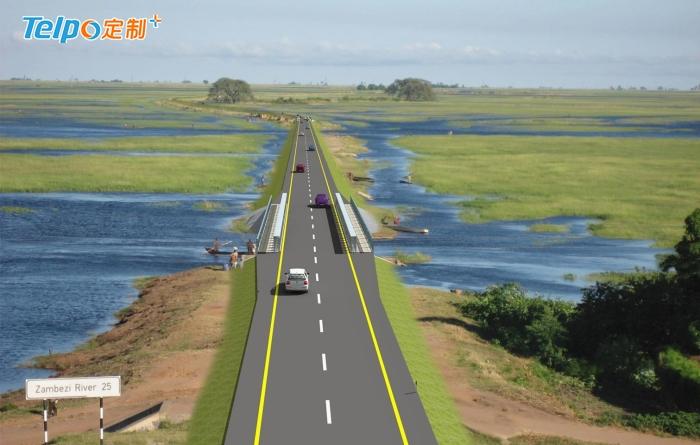 中非共同建造的赞比亚芒古-卡拉博公路桥.jpg