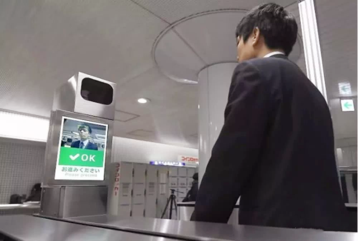 日本大阪地铁将引入刷脸乘车.png