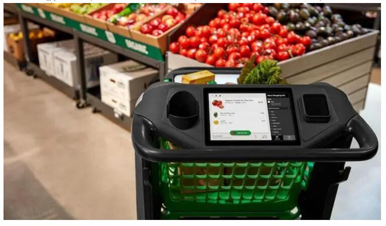 亚马逊推出自助收银智能购物车.jpg