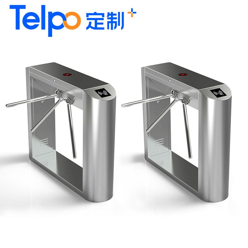 天波刷脸闸机设备 人脸识别 智能通道闸机生产厂家